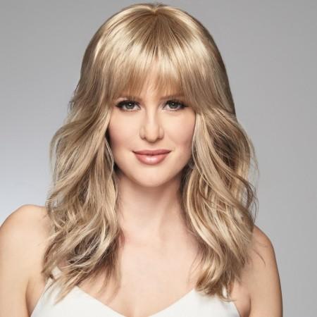 Faux Fringe Hair Addition by Raquel Welch