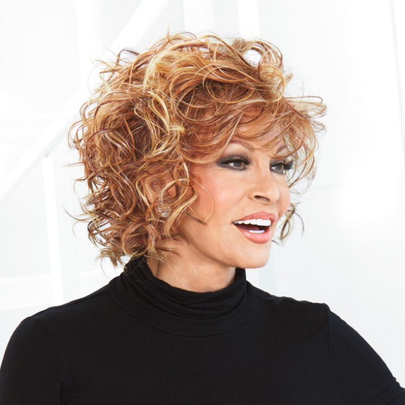 Lace Front Wig Chic Alert By Raquel Welch