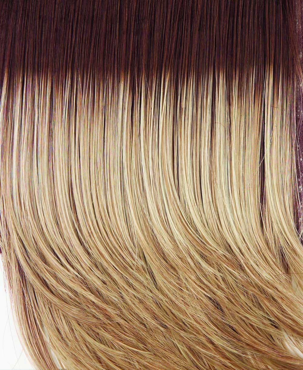 Natural Hair Blonde Wigs