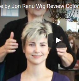 Allure by Jon Renu Wig Review Color 102S8