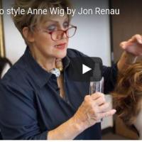 How to style Anne Wig by Jon Renau