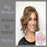 Wig Review:  Autumn by Estetica in R30-28-26