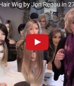 Blake Human Hair Wig by Jon Renau in 27T613S8