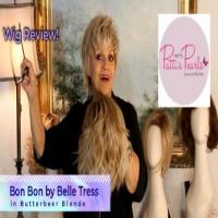 Wig Review:  Bon Bon by Belle Tress in Butterbeer Blonde