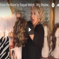 Brave the Wave by Raquel Welch - Wig Review in R11S+ (Glazed Mocha)