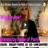 Brenna by Rene of Paris in Creamy Toffee-LR