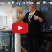 Brianna by Envy in Medium Blonde