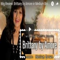 Brittany by Amore in Medium Brown