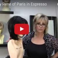 Cameron Wig by Rene of Paris in Espresso