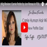 Carrie Petite by Jon Renau in FS6/30/27 (Toffee Truffle)