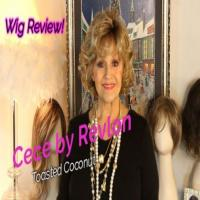 Wig Review:  Cece by Revlon in Toasted Coconut
