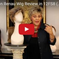 Chelsea by Jon Renau Wig Review in  12FS8 (Shaded Praline)