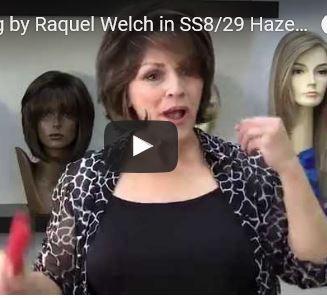 City Life Wig by Raquel Welch in SS8/29 Hazelnut