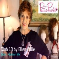 Wig Review:  Club 10 by Ellen Wille in Hazelnut Mix