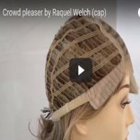 Crowd pleaser by Raquel Welch (cap)