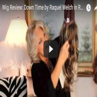 Wig Review: Down Time by Raquel Welch in R11S+ (Glazed Mocha)