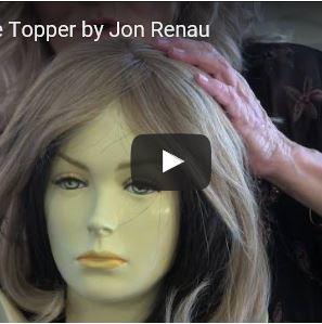 easiFringe Topper by Jon Renau