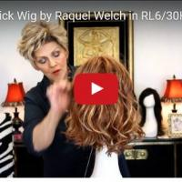 Editor's Pick Wig by Raquel Welch in RL6/30H