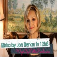 Wig Review:  Elisha by Jon Renau in 12FS8 (shaded praline