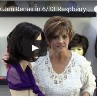 Elizabeth Wig by Jon Renau in 6/33 Raspberry Twist