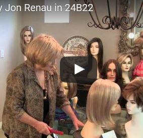 Elle Wig by Jon Renau in 24B22