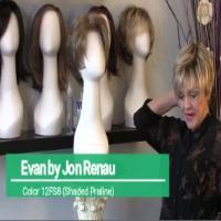 Wig Review: Evan by Jon Renau in 12FS8 (shaded praline)