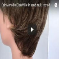 Fair Mono by Ellen Wille in sand multi rooted
