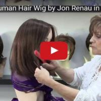 Gwyneth Human Hair Wig by Jon Renau in 6/33