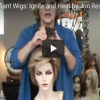 Heat Defiant Wigs: Ignite and Heat by Jon Renau