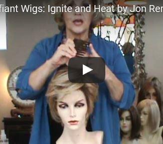 Heat Defiant Wigs: Ignite and Heat by Jon Renau