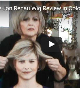 Ignite by Jon Renau Wig Review in Color 12FS8 (shaded praline)