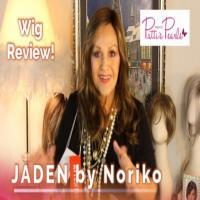 Wig Review:  Jaden by Noriko in Honey Wheat-R