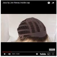 Jazz by Jon Renau inside cap