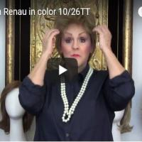 Judi by Jon Renau in color 10/26TT
