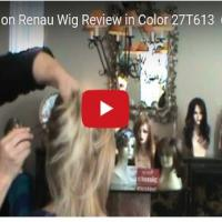 Julia by Jon Renau Wig Review in Color 27T613