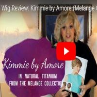 Kimmie by Amore (Melange Collection) in Natural Titanium