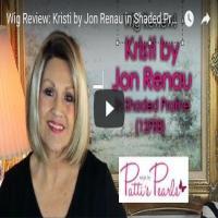 Kristi by Jon Renau in Shaded Praline (12FS8)