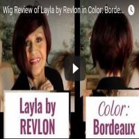 Layla by Revlon in Color: Bordeaux