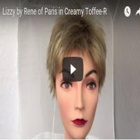 Lizzy by Rene of Paris in Creamy Toffee-R