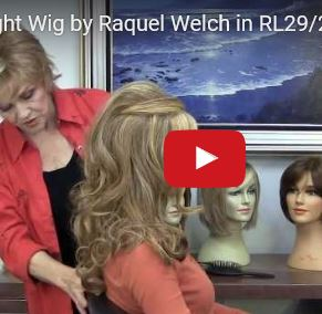 Limelight Wig by Raquel Welch in RL29/25