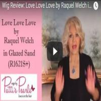 Wig Review: Love Love Love by Raquel Welch in R1621S/R1621S+ (Glazed Sand)
