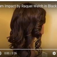 maximum impact wig by Raquel Welch in black coffee (RL4/6)