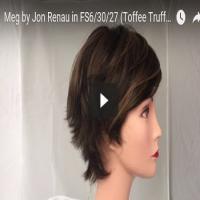 Meg by Jon Renau in FS6/30/27 Toffee Truffle