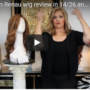 Miranda by Jon Renau wig review in 14/26 and FS 27