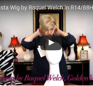 Modernista Wig by Raquel Welch in R14/88H