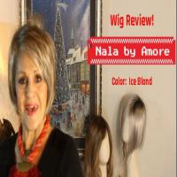 Wig Review:  Nala by Amore in Ice Blond
