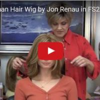 Nicole Human Hair Wig by Jon Renau in FS26/31