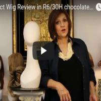 Pitch Perfect Wig Review in R6/30H chocolate copper
