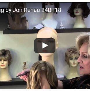 Scarlett Wig by Jon Renau 24BT18
