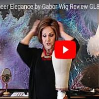 Sheer Elegance by Gabor Wig Review GL8-29SS & GL11-25